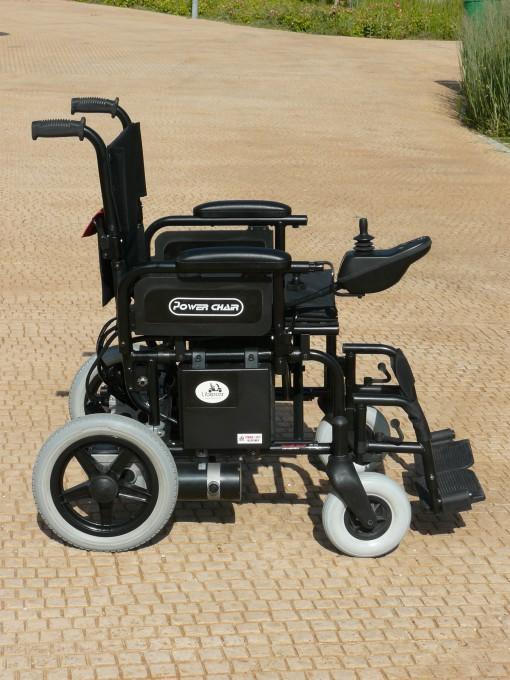 Libercar Power Chair 4