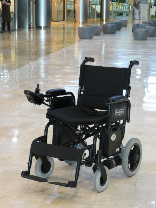 Libercar Power Chair 5