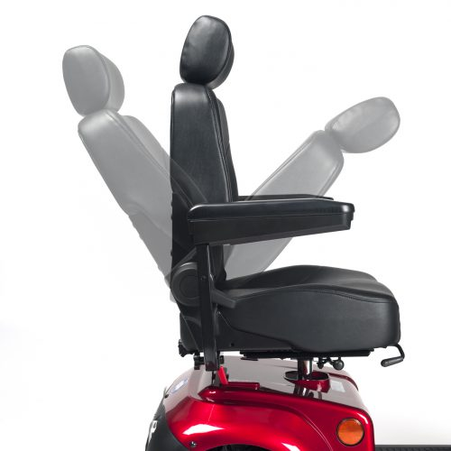 Ceres Special Edition Red - seat 123