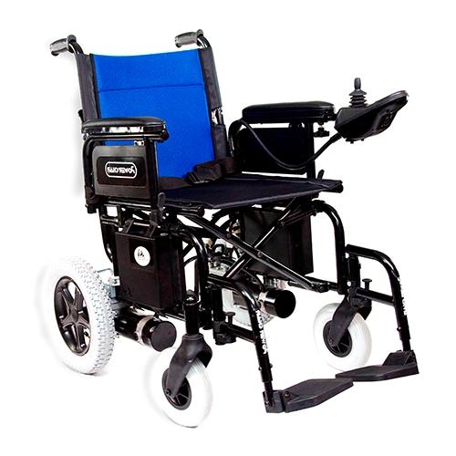 Libercar Power Chair fondo blanco dcha