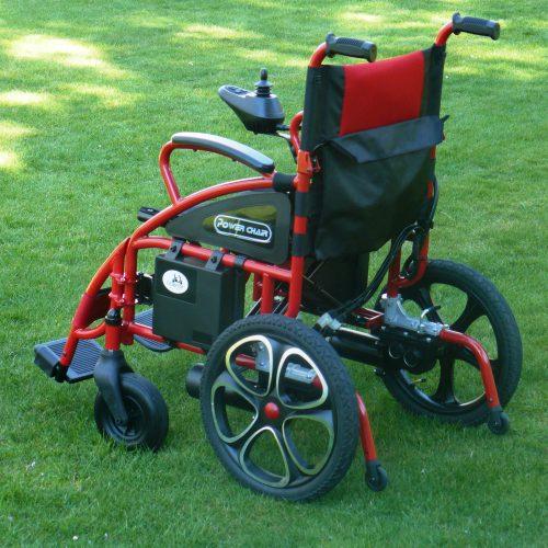 2. Power Chair Sport