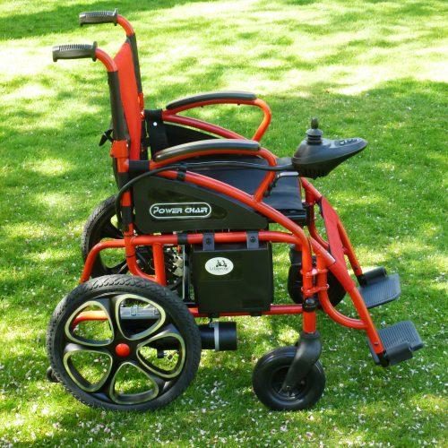 6. Power Chair Sport