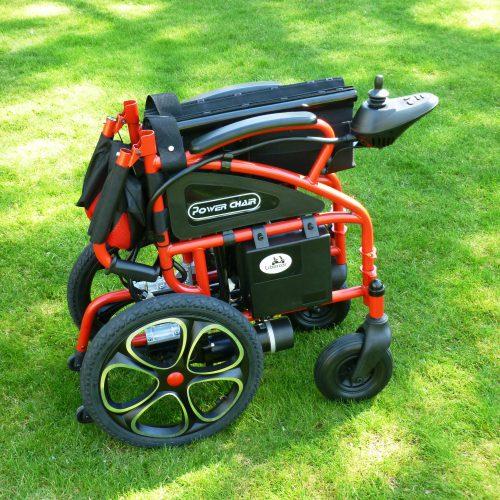9. Power Chair Sport
